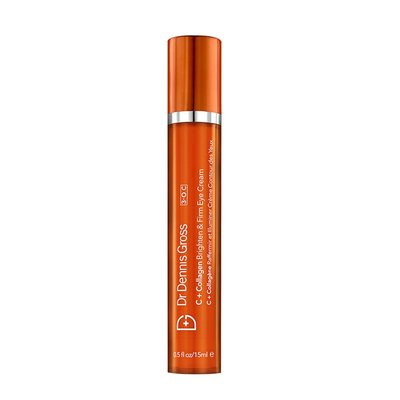 Dr. Dennis Gross - Skincare - C + Collagen Brighten & Firm Eye Cream - 15ml