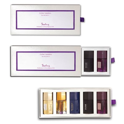 Isabey - Coffret Variations Set