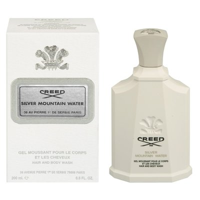 Creed - Silver Mountain Water Shower Gel - 200ml