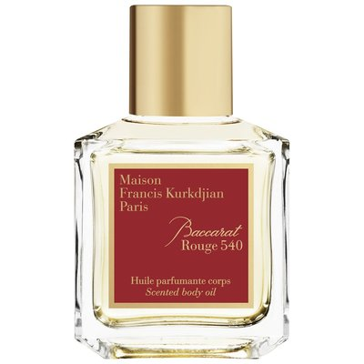 Buy Maison Francis Kurkdjian Baccarat Rouge 540 Scented Body Oil 70ml