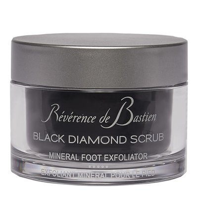 Bastien Gonzale - Ongles/Pieds Black Diamond Scrub 200ml - 200ml