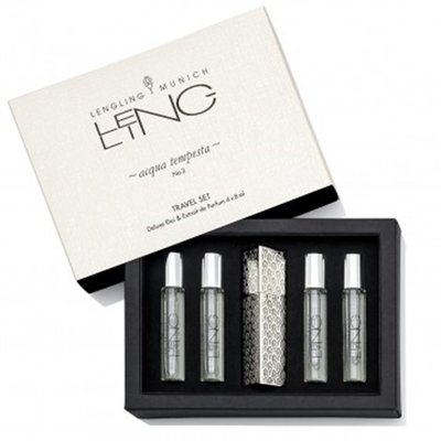 Lengling - No 3 Acqua Tempesta - Travel Set - 32ml
