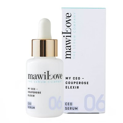 mawiLove - 06 - My CEO-Couperose Elixir - Serum - 30ml