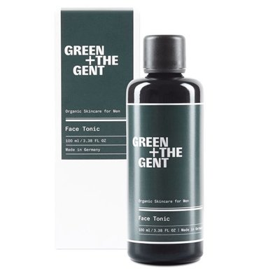 Green + The Gent - Face Tonic - 100ml