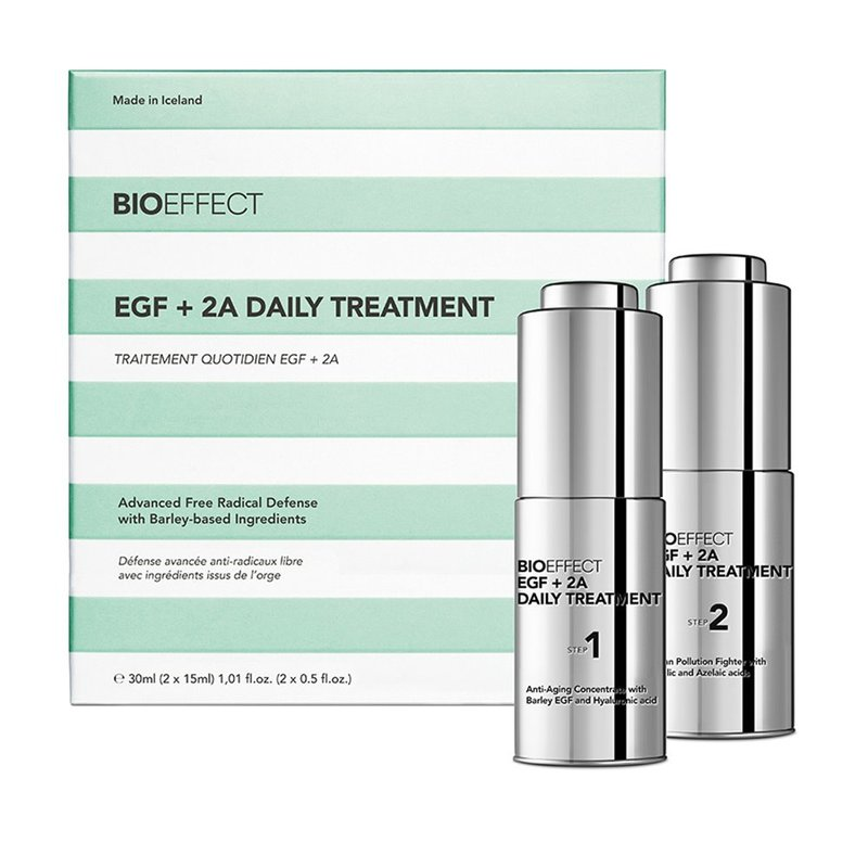 Daily Duo: Buy Bioeffect EGF + 2A Daily Duo 30ml Online