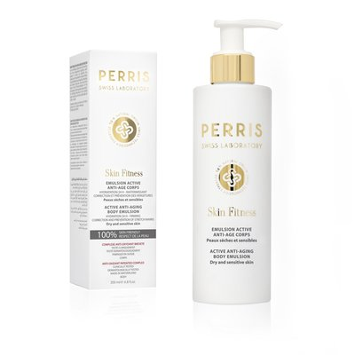 Perris Swiss Laboratory - Skin Fitness - Active Anti-Aging Body Emulsion - 200ml