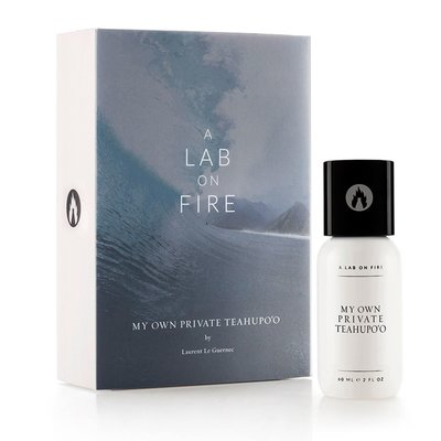 A Lab On Fire - My Own Private Teahupoo
