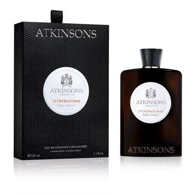 Atkinsons 1799 - 24 Old Bond Street - Triple Extract
