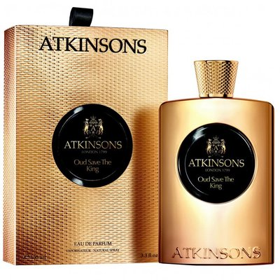 Atkinsons 1799 - Oud Collection - Oud Save The King