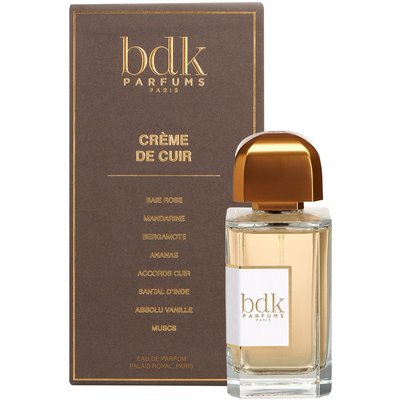 BDK Parfums - Collection Matiéres - Créme de Cuir