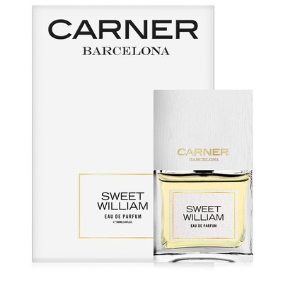Carner Barcelona - Floral Collection - Sweet William