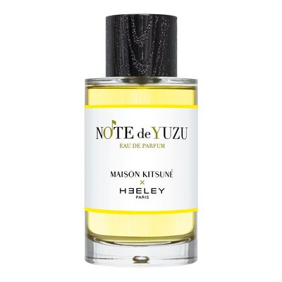 Heeley Parfums - Maison Kitsuné X Heeley - Note de Yuzu