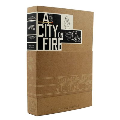 Imaginary Authors - A City on Fire
