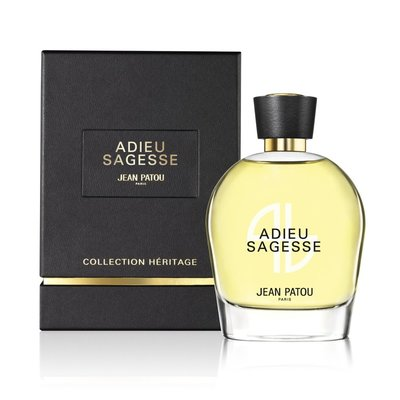 Jean Patou - Collection Héritage - Adieu Sagesse
