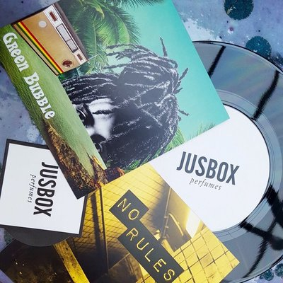 Jusbox Perfumes - Genre Collection - Green Bubble