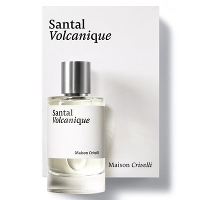 Maison Crivelli - Santal Volcanique