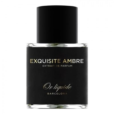Or Liquide - Black Collection - Exquisite Ambre