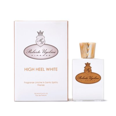 Roberto Ugolini - High Heel White