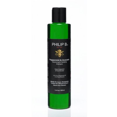 Philip B - Peppermint & Avocado Shampoo