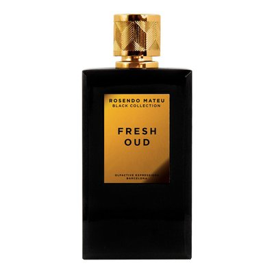 Rosendo Mateu - Black Collection - Fresh Oud