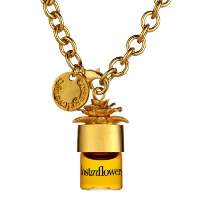 Strangelove NYC - Lostinflowers - Perfume Oil incl. 24 Necklace