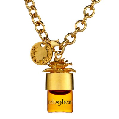 Strangelove NYC - Meltmyheart - Perfume Oil incl. 24 Necklace