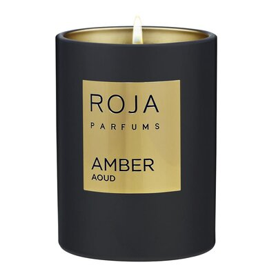 Roja Parfums - Amber Aoud - Scented Candle