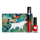 All Tigers - The Lips & Nails - Set Red