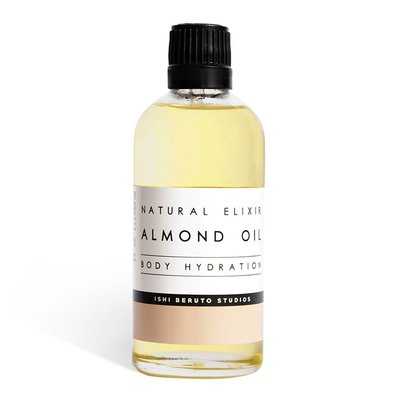 Ishi Beruto Studios - Almond Oil - Natural Elixir - 100ml