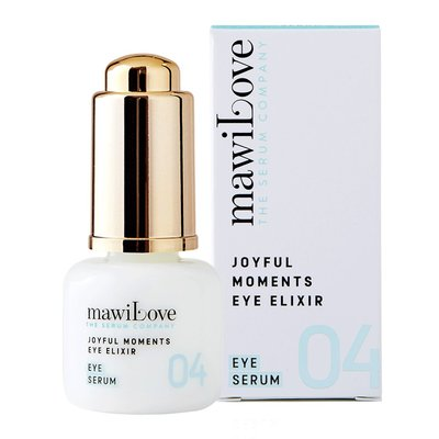 mawiLove - 04 - Joyful Moments Eye Elixir - Serum - 15ml