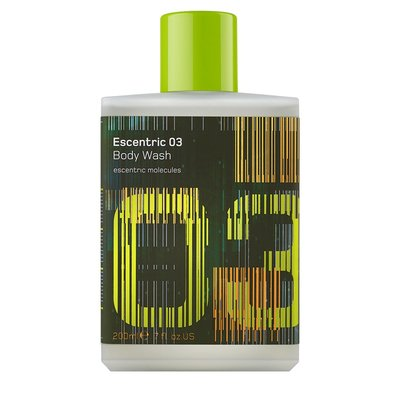 Escentric Molecules - Escentric 03 - Body Wash - 200ml
